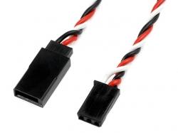 Verlängerungskabel Verdrilltes HD Silikon Kabel Futaba 22A..