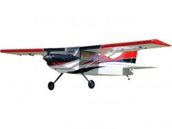 GB-Models Maule M-7-420 2.8m weiss/schwarz/silber ARF, des..
