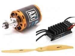 Antriebset AXI 14S für Maule 2.8m von GB-Models