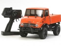 Tamiya Unimog 406 Orange CC-01 XB (Expert Built Pro) 2.4GH..