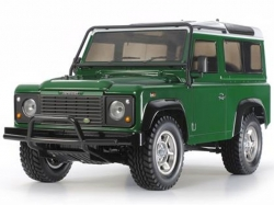 Tamiya Land Rover Defender 90 CC-01 Kit