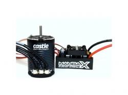 MOTOR/REGLER 1/101406 2200kv /MAMBA X SENSOR. 25.2V WP