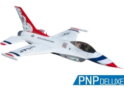 Freewing F-16 Thunderbirds 90mm PNP Deluxe Version