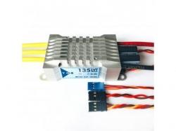 YGE 135A LVT Regler Brushless ESC mit BEC 5.5V-8.4V/ max 22A