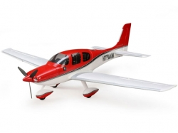 E-Flite UMX Cirrus SR22 732mm BNF mit AS3X