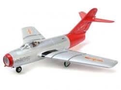 E-Flite UMX MiG-15 EDF 412mm BNF Basic mit AS3X und Safe S..