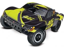 Traxxas Slash Pro 1:10 2WD VR46 Edition 2.4GHz TQ