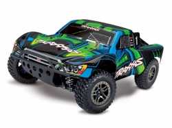 Traxxas Slash 4x4 1:10 4WD EP RTR Ultimate m/TSM TQI Brush..