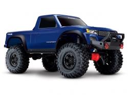 Traxxas TRX4 Sport blau 1:10 4WD ARTR, RC-Modellauto