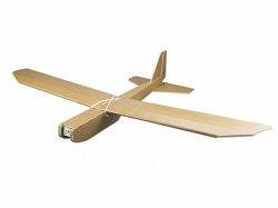 Trainings-Flieger Tiny Trainer Speed Build Kit, Mighty Min..