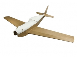 Sportflugmodell Racer by Flite Test