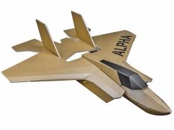 Jet-Flugzeug FT Alpha, Flite Test STEM Serie