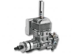 DLE DL-Engines 20ccm DLE20 Benzinmotor mit el. Zündung und..