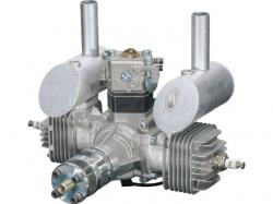 DLE DL-Engines 40ccm DLE40 Benzinmotor 2-Zylinder Boxer mi..