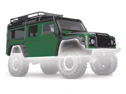 Traxxas 8011G Body, Land Rover Defender grün