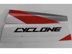 Flächensatz Cyclone ARF ohne Servo von Tomahawk