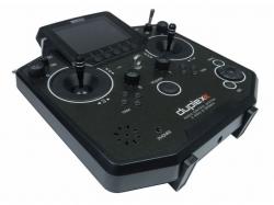 Jeti Hand-Sender DS-12 Multimode schwarz 2.4Ghz