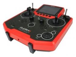 Jeti Hand-Sender DS-12 Multimode rot 2.4Ghz