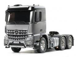 Tamiya Mercedes Benz Arocs 3363 6x4 Light Gun Metall RC-Tr..