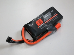 Spektrum 1300mAh 3S 11.1V 30C Smart LiPo, IC3