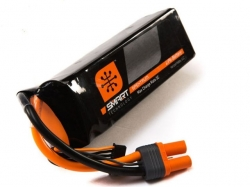Spektrum 2200mAh 4S 14.8V 30C Smart LiPo, IC3