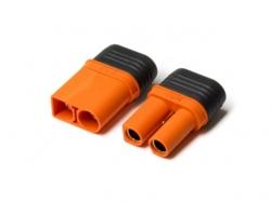 IC5 Stecker und Buchse mit Isolationsschutz 1 Paar von Spe..