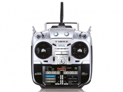 Futaba T18SZ-R7014SB-2.4G Mode 1 mit LiFe, 18-Kanal Fernst..