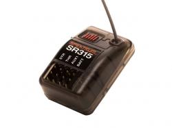 Spektrum SR315 3-Kanal DSMR Sportempfänger