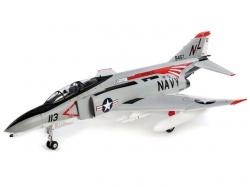 E-Flite F-4 Phantom II 80mm EDF 910mm BNF mit AS3X und Saf..