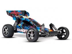 Traxxas Bandit XL-5 2WD ARTR 1:10 Buggy (ohne Akku/Lader)T..