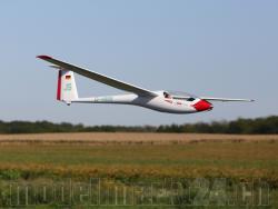 Hangar 9 ASW 20 4.7m ARF, Segelflieger