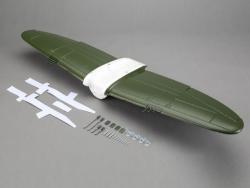 Tragfläche lackiert P-47D Thunderbolt von E-Flite