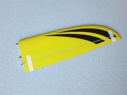 Höhenleitwerk Rechts Gelb/Schwarz Predator III von RCRCM