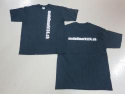 Modellmarkt24 T-Shirt XXL Dunkelblau